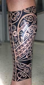 Tatouage Mollet Tribal : tatouage mollet tribal homme cochese tattoo ~ Farleysfitness.com Idées de Décoration