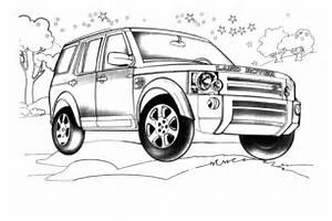 land rover lr3 coloring page free printable coloring pages With land rover 4x4