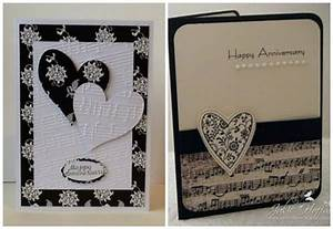 homemade anniversary cards wwwimgkidcom the image With images of handmade wedding anniversary cards