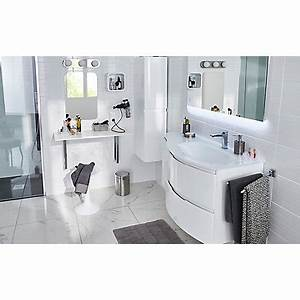 Meuble Salle De Bain Castorama : meuble de salle de bains castorama ~ Melissatoandfro.com Idées de Décoration