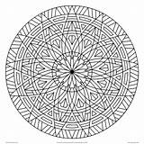 Coloring Pages Graphic Geometric Printable Designs Shape Getcolorings Surprising sketch template