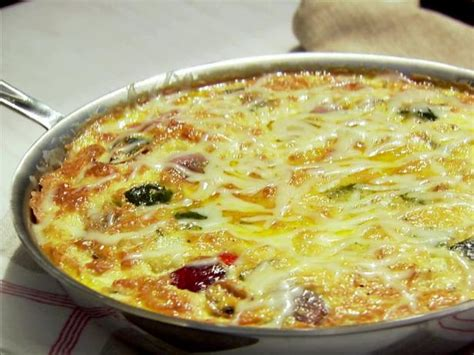 Roasted Vegetable Frittata Recipe  Ina Garten  Food Network