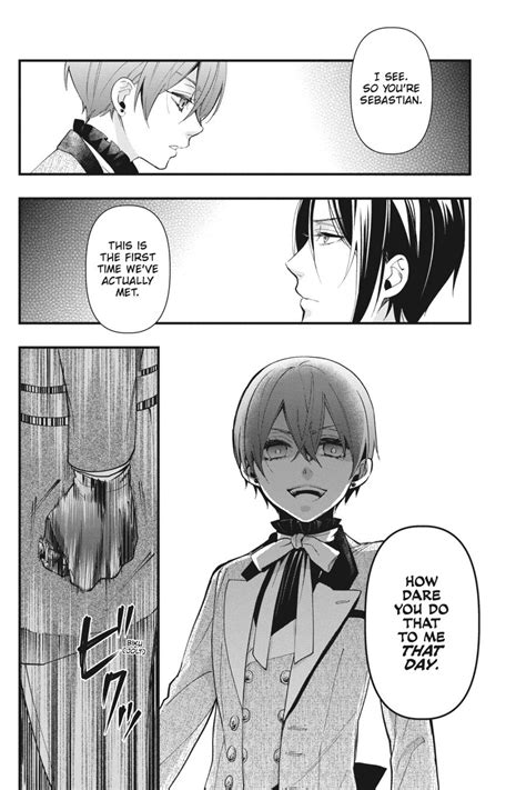 Read manga Kuroshitsuji Chapter 130 online in high quality