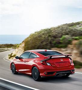 2020 Civic Si Coupe  U2013 Bold Sport Compact Car
