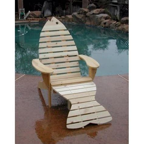 17 best images about adirondack fish chairs on