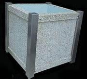 Fabriquer Grande Jardiniere Beton : jardiniere beton urbaine taille x x m en inox plus v rins ~ Melissatoandfro.com Idées de Décoration
