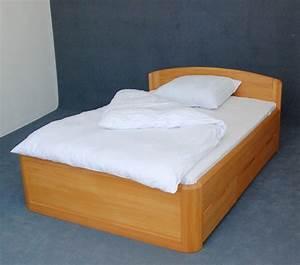 Bett 140 Mit Schubladen : kastenbett bett mit schubladen integriert 140 x 200 buche massiv vollholz ebay ~ Bigdaddyawards.com Haus und Dekorationen