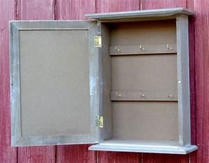 Schlüsselkasten Aus Holz : schl sselkasten aus holz home shabby chic landhaus vintage ebay ~ Frokenaadalensverden.com Haus und Dekorationen