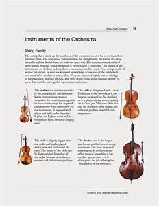 Miss Jacobson U0026 39 S Music  Introduction To Musical Instruments