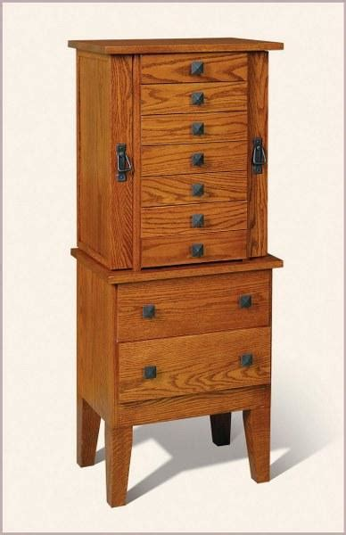 Mission Jewelry Armoire by Mission Jewelry Armoire Byerstown 824 Our Country Hearts