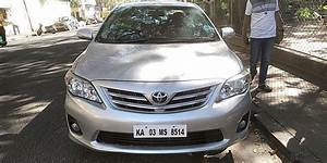 Used Toyota Corolla Altis 1 8 G 2013 Petrol Variant In