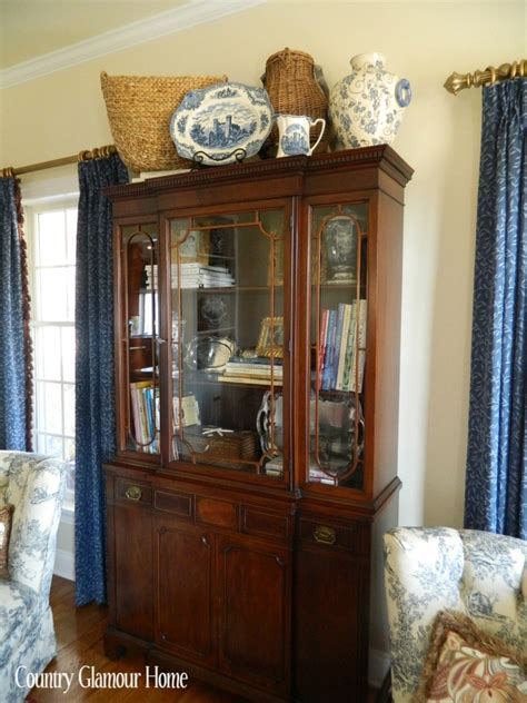 top of cabinet decor 17 best images about china cabinets and hutches on