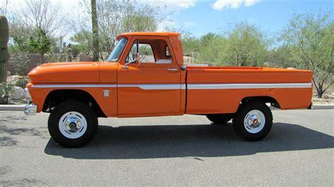 1964 Chevrolet 12 Ton 4x4 Pickup 117313