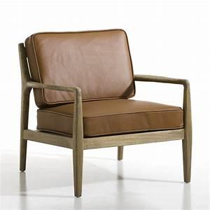 Fauteuil Cuir Design : fauteuil dilma cuir am pm bureau pinterest ~ Melissatoandfro.com Idées de Décoration