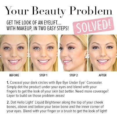 Your Beauty Problem Solved Cover Dark Circles Believe It Pinterest Dark Circles Makeup