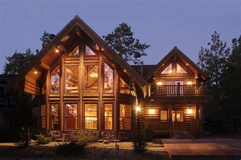 10 Beautiful Dream Mountain Cabin Designs That Look Like