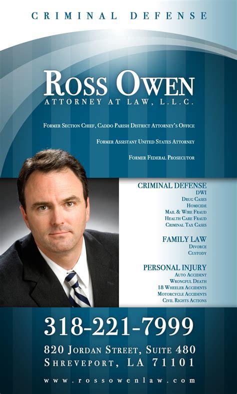 ross owen criminal defense advertising  christopher p