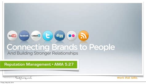 Connecting Brands To People