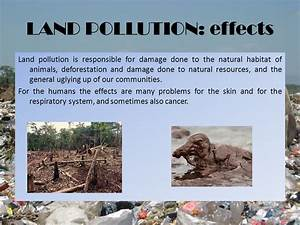 what is soil pollution definition