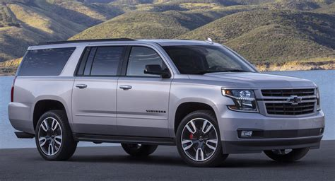 Powerrrr 2019 Chevy Suburban Available With 62liter