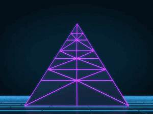 Animated Gif Designer Retro Pyramid By Eric Auzenne On Dribbble