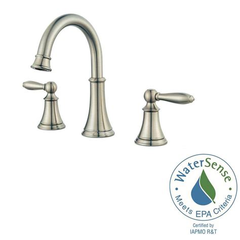 pfister courant widespread bathroom faucet