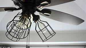 Diy makeover for ceiling fans today