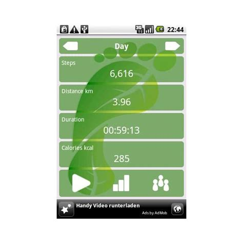 best pedometer app for android the best android pedometer apps