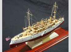 USS Olympia 1232 scale Page 1 Scale Models PistonHeads