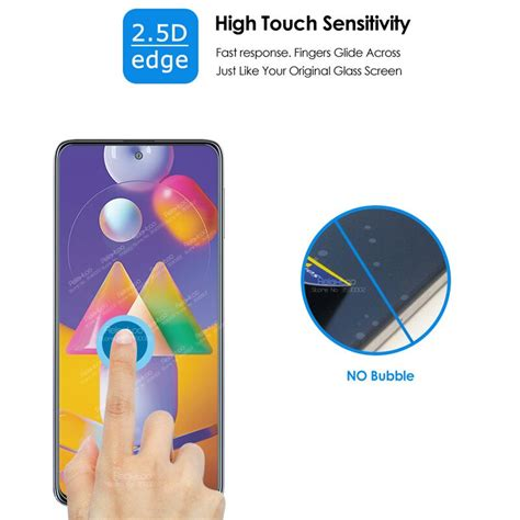 sumsung ms glass pcs screen protector tempered glass