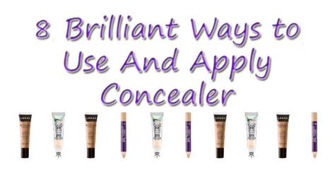 (video) Makeup Tips 8 Brilliant Ways To Use And Apply