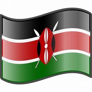File Nuvola Kenyan Flag Svg