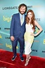 T.J. Miller kisses wife Kate at The Big Sick NYC premiere ...