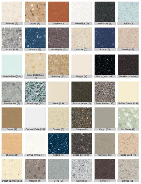 Corian Countertops Colors by I Ant The Aruba Or Dusk Color Corian Counter Tops