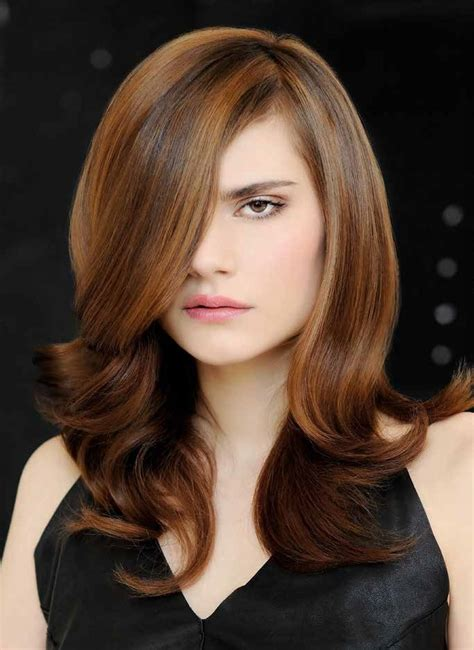 dynamic hairstyle  highlights  create depth