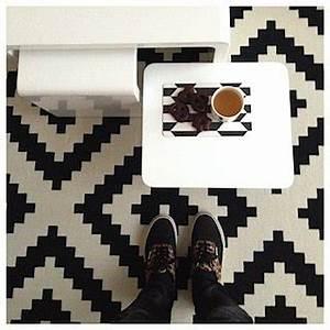 Weißer Teppich Ikea : ikea teppich schwarz weiss sophiagaleria ~ Lizthompson.info Haus und Dekorationen