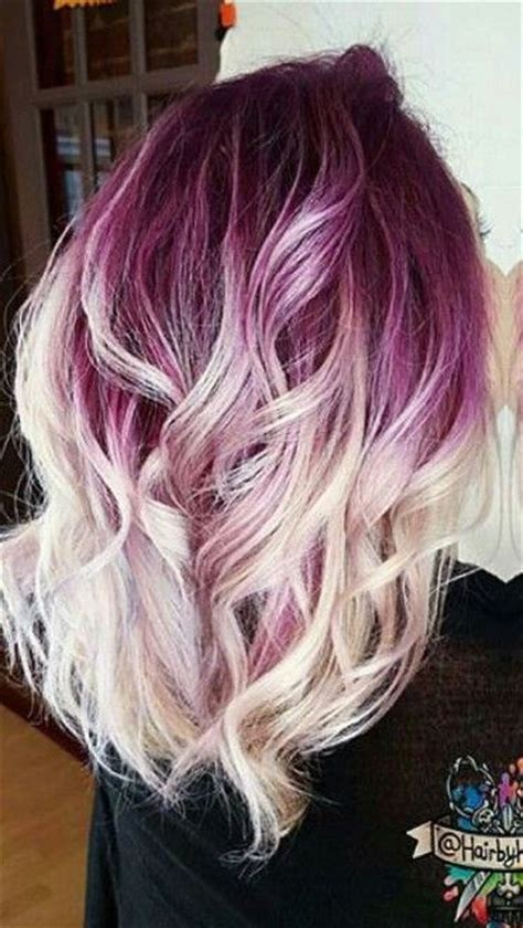 1000 Ideas About Dyed Blonde Hair On Pinterest