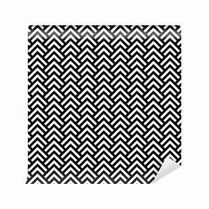 Tapete Geometrische Muster : tapete schwarze und wei e geometrische chevron nahtlose muster vektor pixers wir leben um ~ Frokenaadalensverden.com Haus und Dekorationen