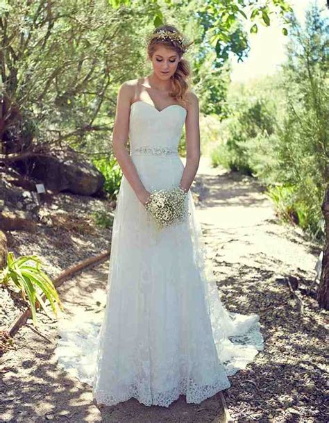 Dresses For Outdoor Wedding  Wedding And Bridal Inspiration