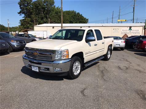 Chevrolet Silverado 1500 For Sale In Concord, Nc