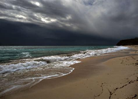File:It does happen, rainclouds over Barbados (6823546215 ...