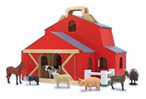 Toy Farm Sets With Animals