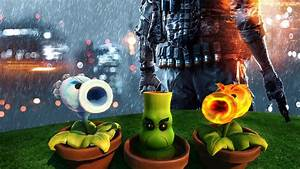 probleme mit plants versus zombies garden warfare youtube With katzennetz balkon mit plants and zombies garden warfare