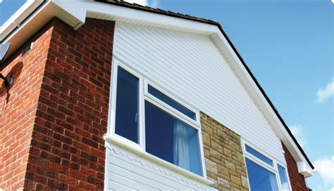 Upvc Exterior Shiplap Cladding by Cladding Installation Repairs Leeds Roofers