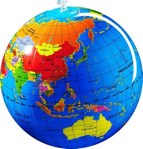world globe l small world globe 30cm tiger tribe