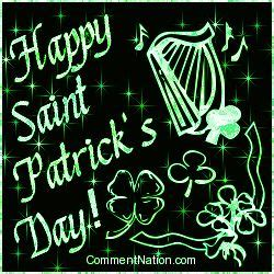 st patricks day  betty boop images