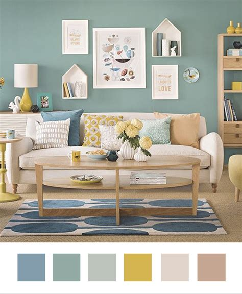 interesting 40 colors that go with yellow walls