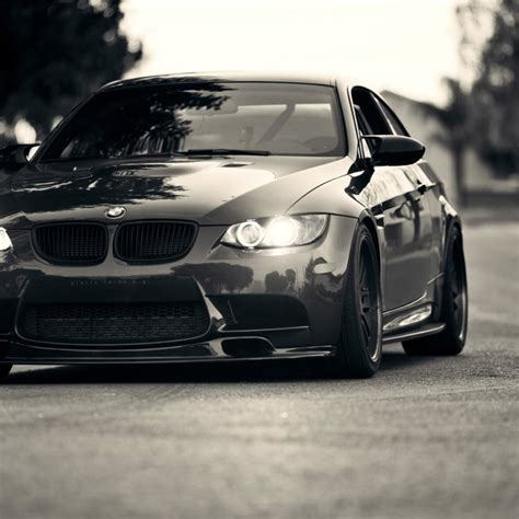 Black Bmw M3 Hd Wallpaper