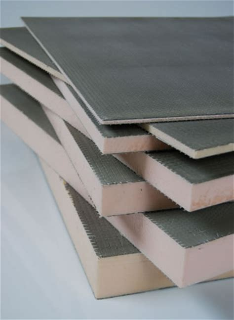 tile backer board 60mm insulation for tiles underfloor
