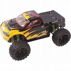 1  10 Nitro Rc Monster Truck  Trail Blazer